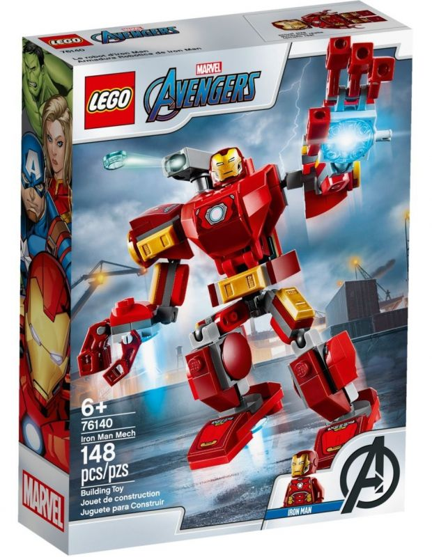 GIOCHI LEGO IRON MAN 1pz