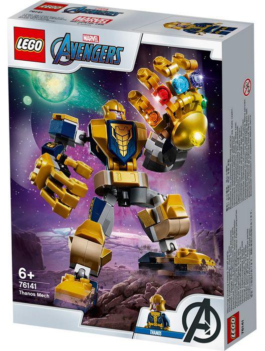 GIOCHI LEGO MEACH THANOS 1pz