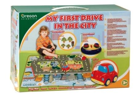 GIOCHI GIOCO MY FIRST DRIVE 1pz OREGON SCENTIFIC