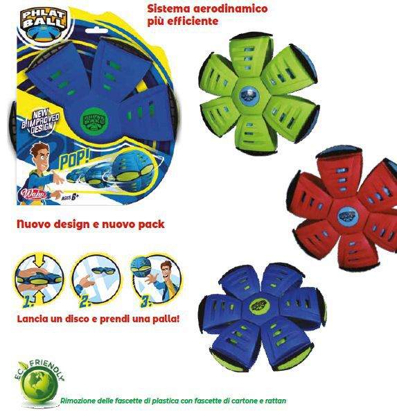 GIOCHI PHLAT BALL CLASSIC 1pz