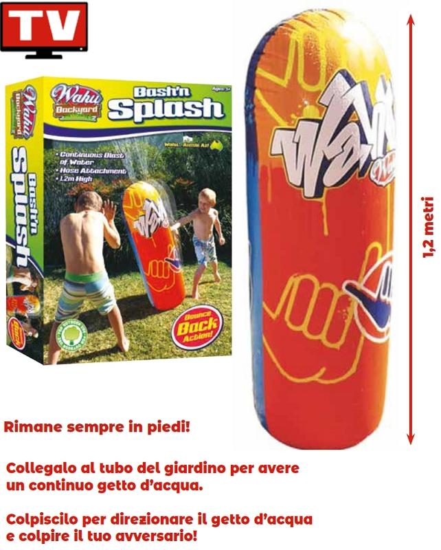 GONFIABILI WAHU BASH'N SPLASH 1pz