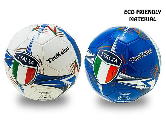GIOCHI TEOKAIDO - PALLONE PVC CALCIO TAGLIA 5 ITALIA