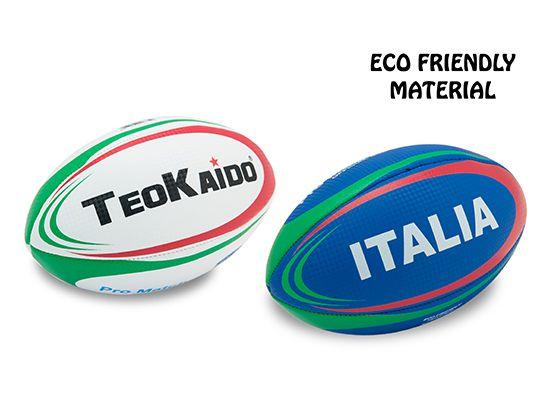 GIOCHI TEOKAIDO - PALLONE RUGBY TAGLIA 3  ITALIA