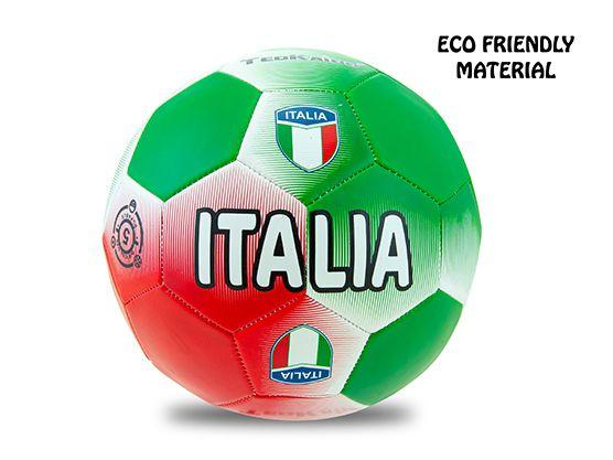 GIOCHI TEOKAIDO - PALLONE PVC CALCIO ITALIA TAGLIA 5