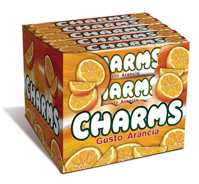 CHARMS STICK ARANCIA 20pz