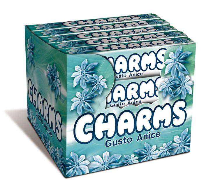CHARMS STICK ANICE 20pz
