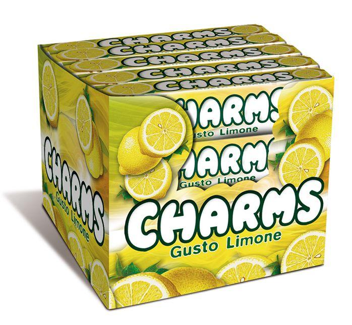 CHARMS STICK LIMONE 20pz