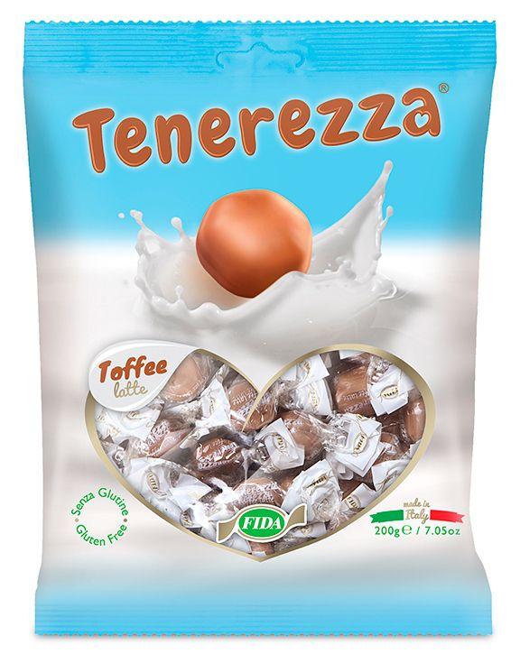 FIDA BUSTA TENEREZZA LATTE 200gr 1pz