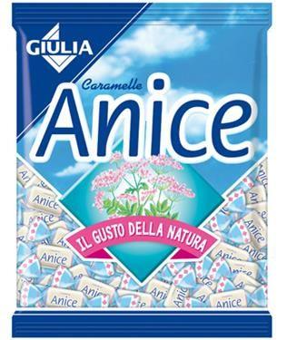 CARAMELLE BUSTA GIULIA ANICE 1kg - CONVENIENZA - C12