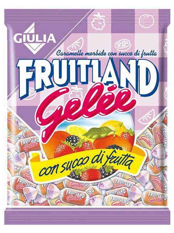 CARAMELLE BUSTA GIULIA GELEE FRUITLAND 1kg - CLASSICA - C12