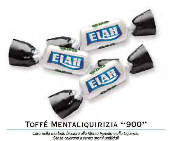 CARAMELLE BUSTA DUFUR TOFFE' MENTALIQUIRIZIA 1kg