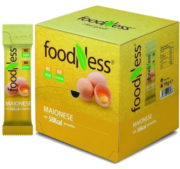 BUSTINA MAIONESE 100pz MONODOSE FOODNESS