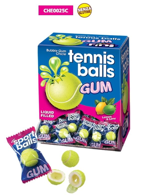 FINI GUM SPORT BALLS TENNIS 1x200pz SENZA GLUTINE