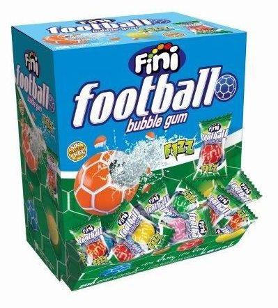 FINI GUM FOOTBALL MUNDIAL 1x200pz SENZA GLUTINE