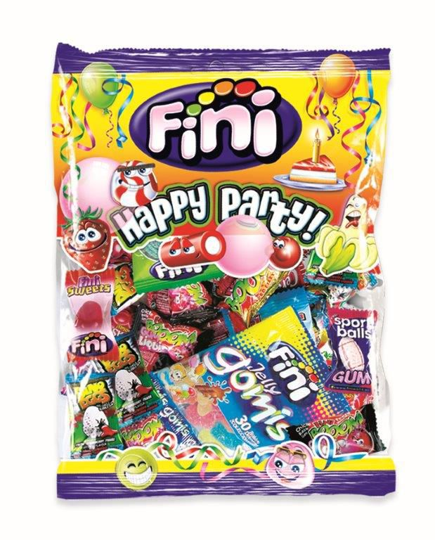 FINI BUSTA HAPPY PARTY MIX 1pz 500gr ASSORTITI