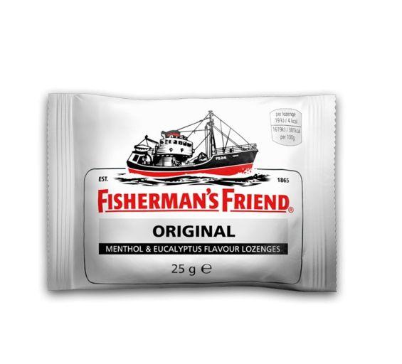 FISHERMAN'S BUSTA BIANCA ORIGINAL EXTRA FORTE 25g 24pz