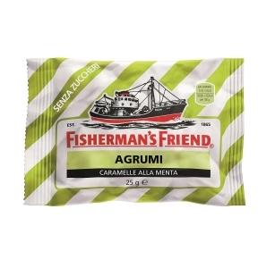FISHERMAN'S BUSTA AGRUMI 25g 24pz