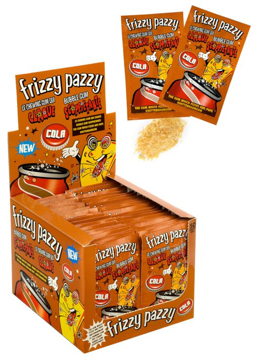 CASA DEL DOLCE FRIZZY PAZZY COLA  1x 50pz