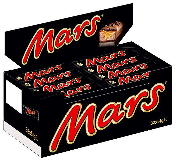 MASTERFOOD MARS CLASSIC 51gr 32pz