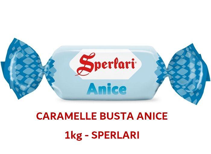 CARAMELLE BUSTA ANICE 1kg - SPERLARI