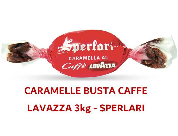 CARAMELLE BUSTA CAFFE LAVAZZA 3kg - SPERLARI
