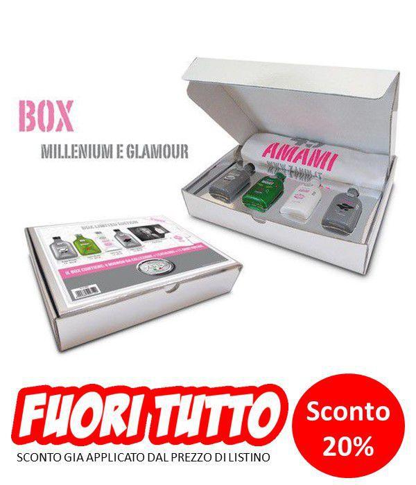 MIGNON COFANETTO AMARCORD GLAMOUR 1x4pz + T-SHIRT AMAMI