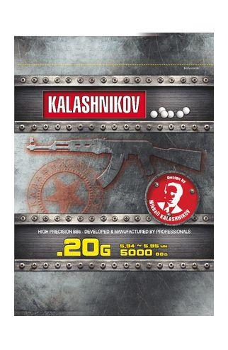 PALLINI SOFTAIR 0,20gr 1x5000pz KALASHNIKOV DEFENCE SYSTEM