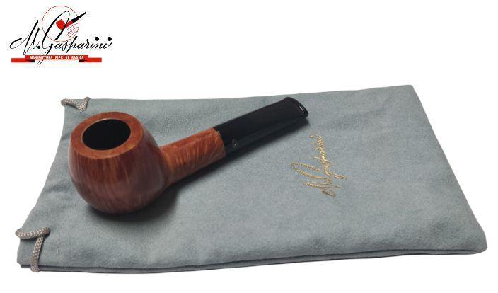 PIPA GASPARINI MIGNON 1pz CON CUSTODIA (lung.11cm)