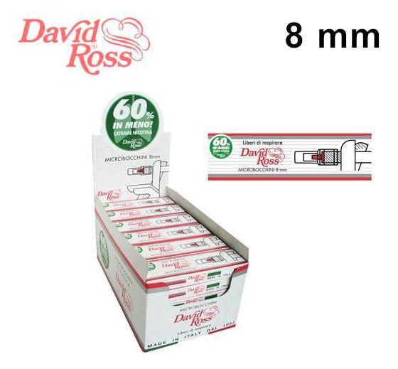 BOCCHINI MICRO DAVID ROSS 8mm 36x10pz