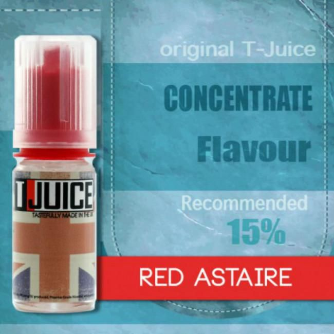 AROMA CONCENTRATO T-Juice - Aroma Red Astaire 10ml