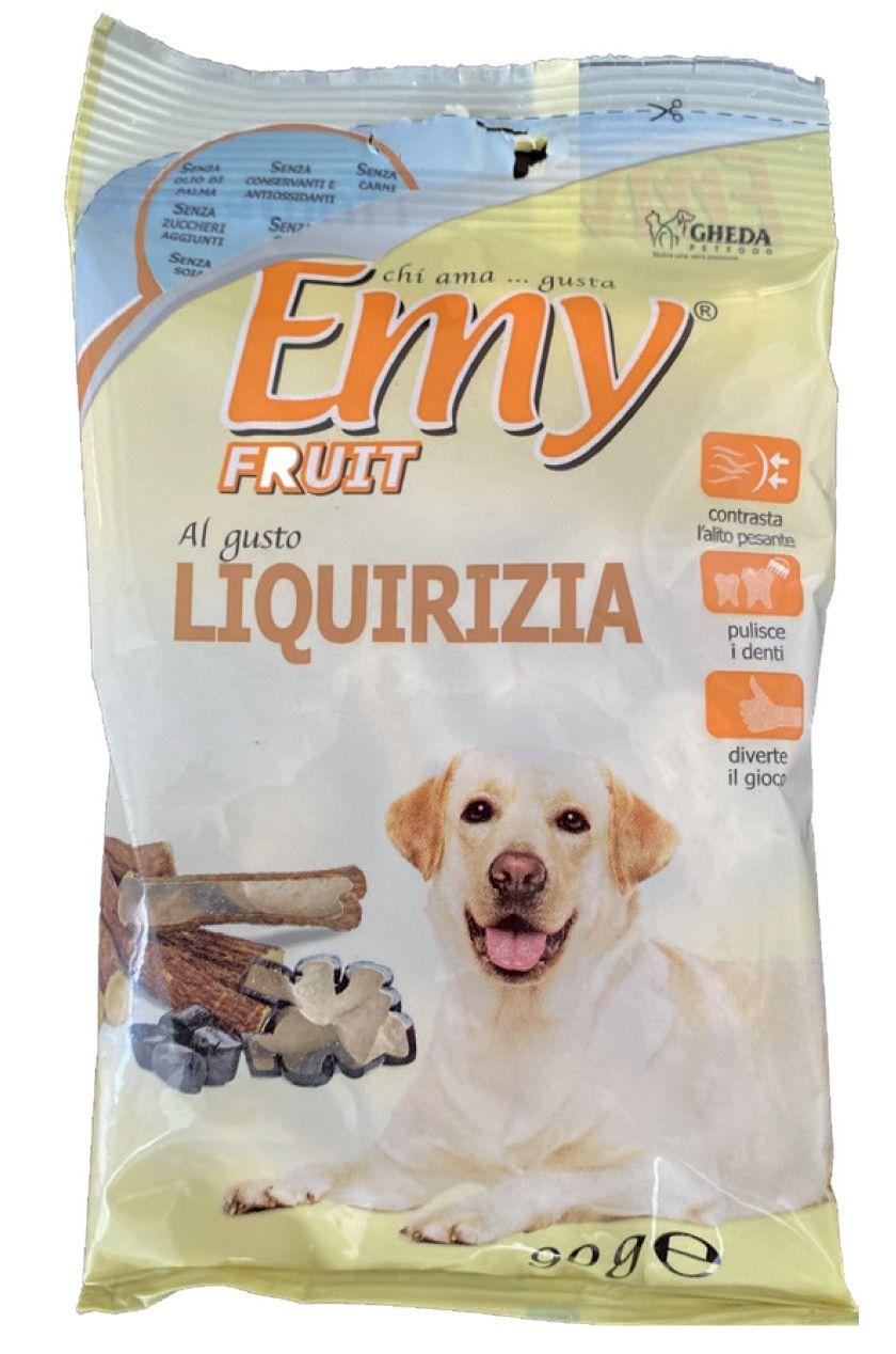 PET FOOD BON BON LIQUIRIZIA 10pz 90gr DOG LIFE