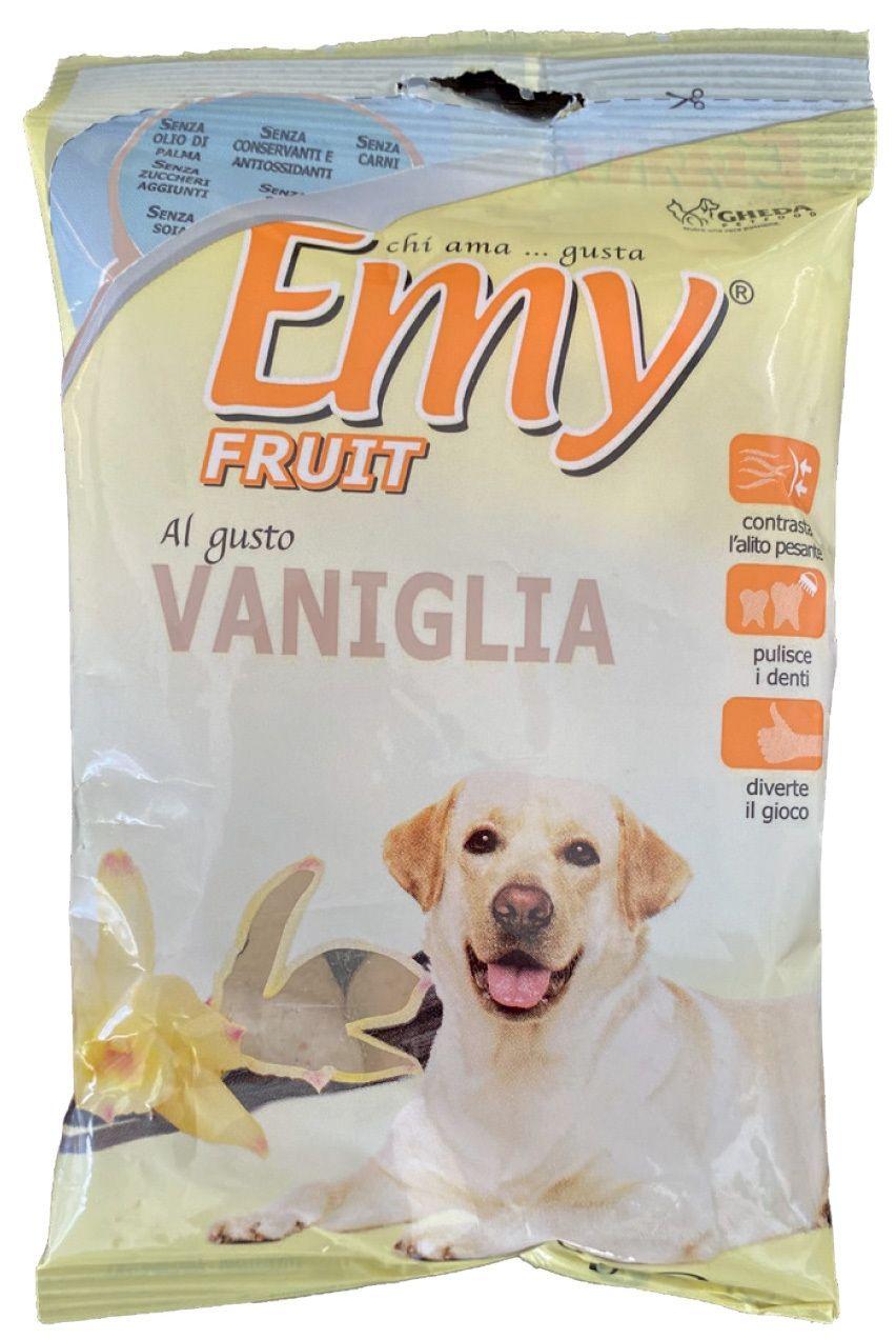 PET FOOD BON BON VANIGLIA 10pz 90gr DOG LIFE