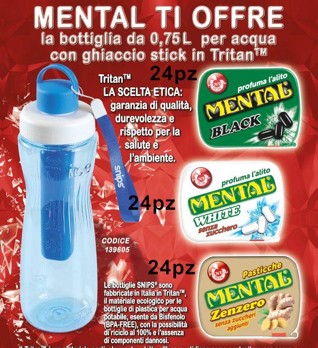 MENTAL ASTUCCIO PROMOZIONE ITAB N.01/19