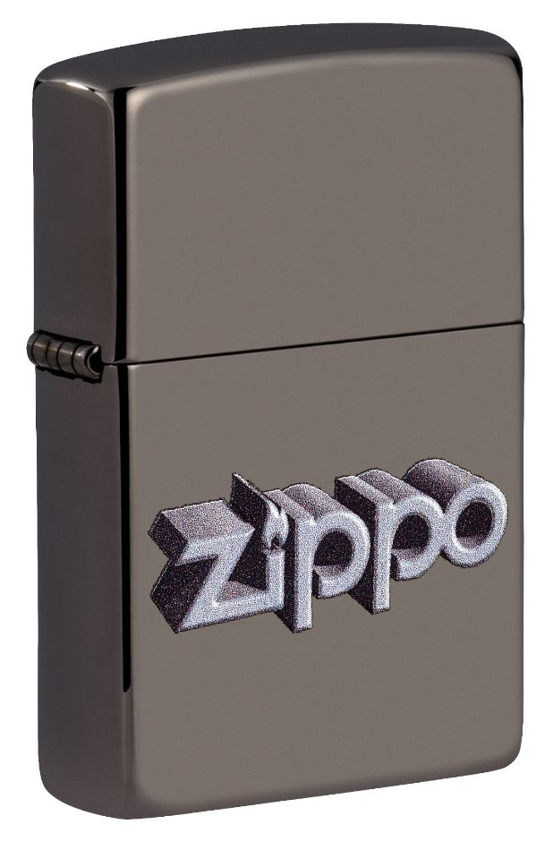 ZIPPO ACCENDINO BLACK ICE 1pz